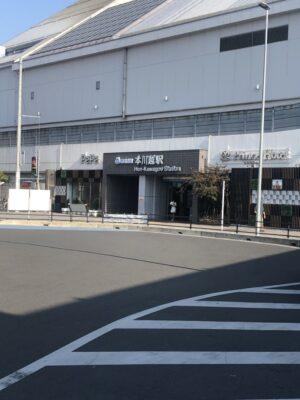 本川越経路1